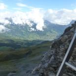 Rotstock klettersteig