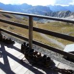 Bergavagabunden Hütte 2528m.