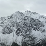 Westliche Eisentaler Spitze 2710m.
