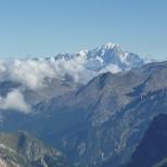 daar: de Mont Blanc