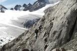 Klettergarten bij Brünnifirn